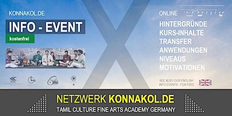 INFO-EVENT (kostenfrei, deutsch) Tickets