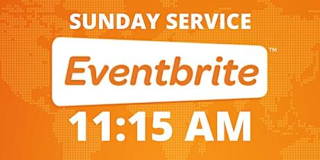 11:15 AM MGA SUNDAY WORSHIP SERVICE tickets