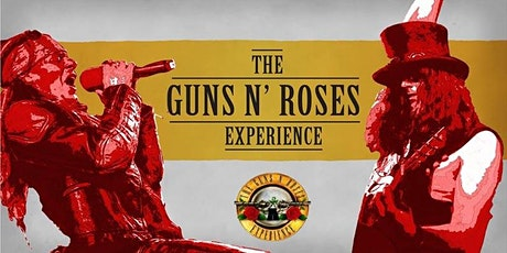 The Guns n Roses Experience live Eleven Stoke tickets