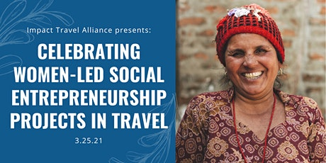 Celebrating Women-Led Social Entrepreneurship Projects in Travel tickets
