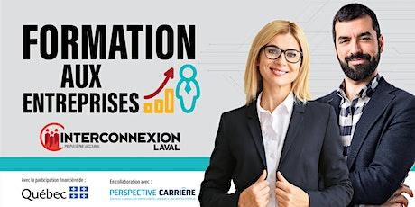 Formation - La communication interculturelle tickets
