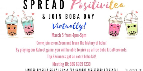Boba Day! tickets
