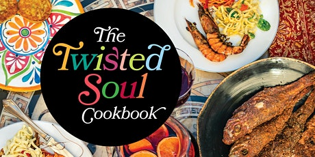 The Twisted Soul Cookbook Launch Party tickets