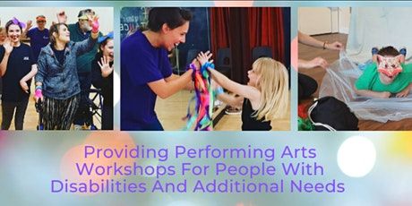 Performance Fundraiser For Spectrum Community Arts tickets