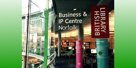 Spotlight: What the Business & IP Centre Norfolk can do for you tickets