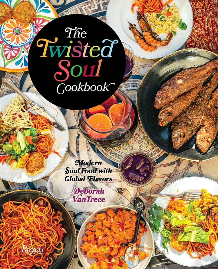 The Twisted Soul Cookbook Launch Party image