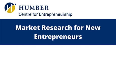 Market Research for New Entrepreneurs tickets