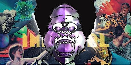 Club Imaginal+Virtual Show: Electro Space Wave Full Moon Party: Gorillaman tickets