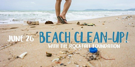 cinder + salt Beach Clean-Up @ Hammonasset with The Rockfall Foundation tickets