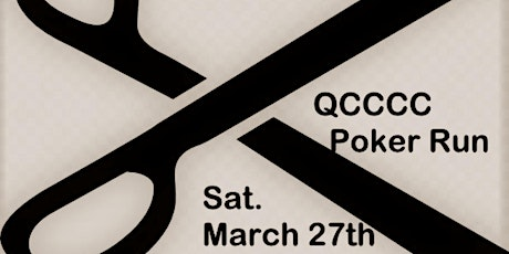 QCCCC Poker Run tickets