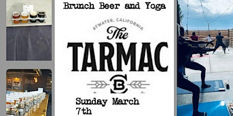 Brunch Beer & Yoga tickets