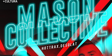 Mason Collective at osaka rooftop tickets