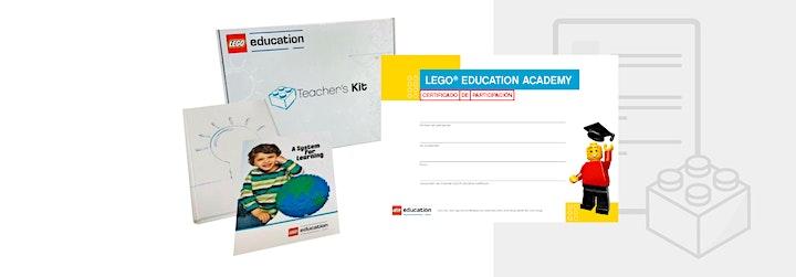 Imagen de Aprendizaje a través del juego STEAM Park   LEGO® Academy Teacher Training