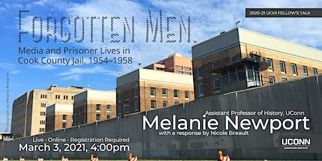 Fellow's Talk: Melanie Newport tickets