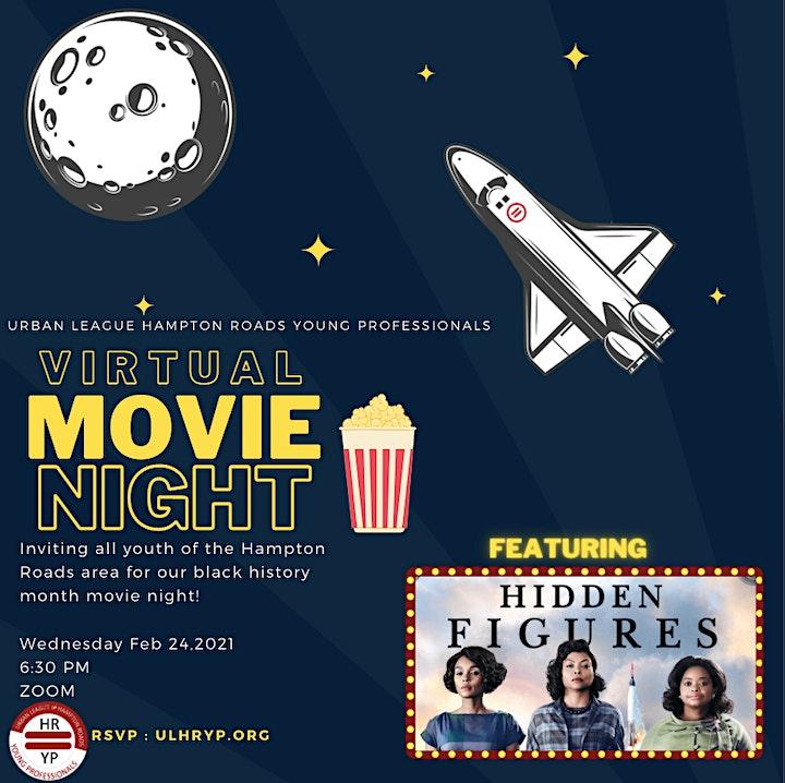 Youth Virtual Movie Night image