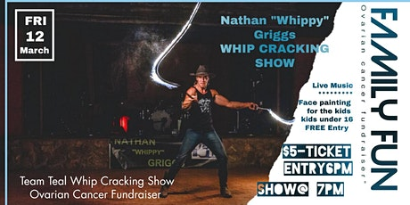 Team Teal Whip Cracking Show tickets