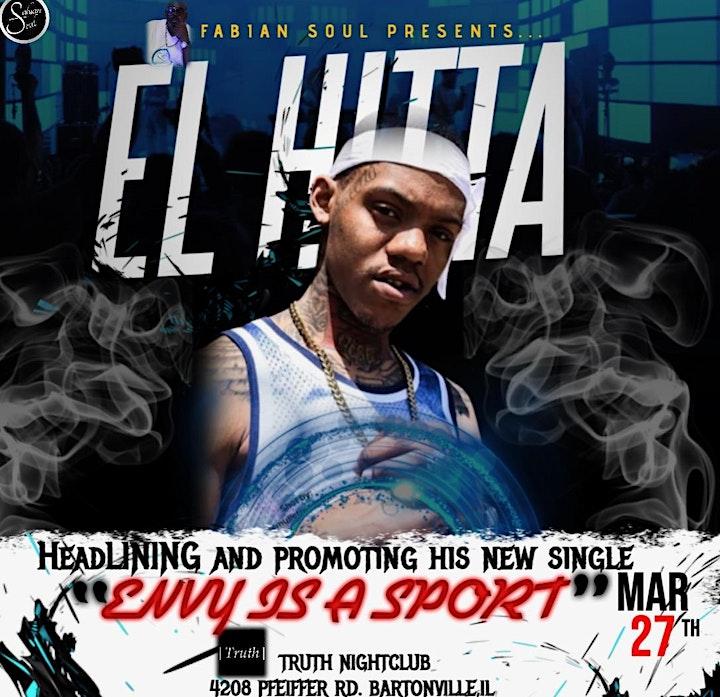 El Hitta - Live In Concert image