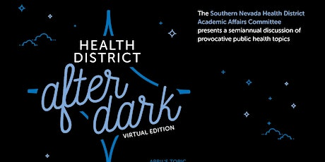 Climate Change and Public Health (Health District After Dark Series) tickets