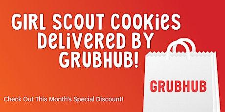 Grubhub Cookie Booth: Luna's Mexican Restaurant tickets