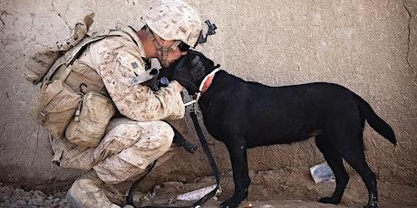 Veteran Recue Dog Placement Interest Meeting tickets