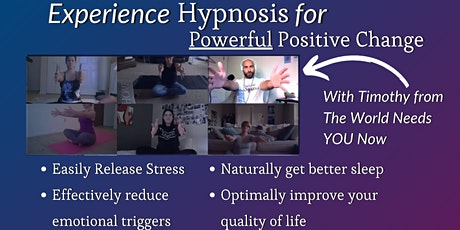 Experience Hypnosis - Repair your relationships tickets
