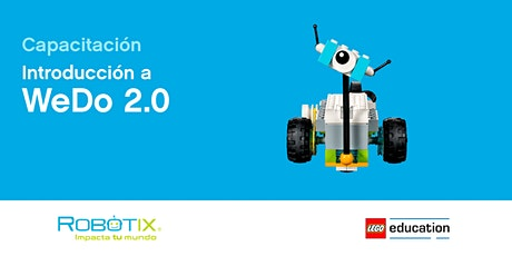Introducción a WeDo 2. 0 | LEGO® Academy Teacher Training tickets