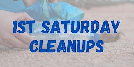 Manatee Beach 1st Saturday Cleanup tickets