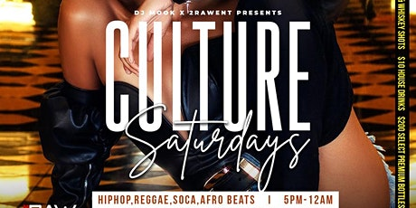 #CultureSaturdays ALL BLACK PARTY ! @ Ocean Lounge  ! tickets