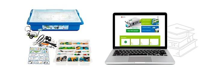 Imagen de Introducción a WeDo 2. 0   LEGO® Academy Teacher Training
