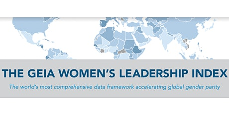GEIA Women's Leadership Index Launch tickets