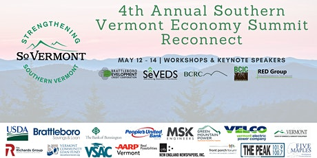 4th Annual Southern Vermont Economy Summit: RECONNECT tickets