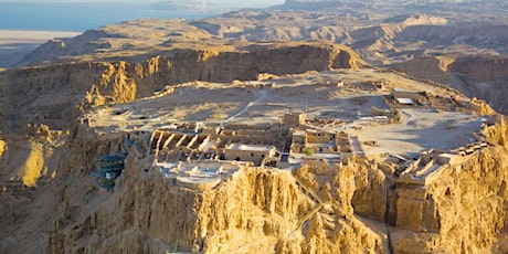 Virtual Climb and Guided Tour of Masada in Israel tickets