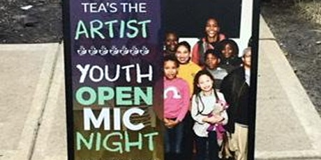 Virtual Tea's the Artist  First  Friday  ~ Open Mic Night!  tickets