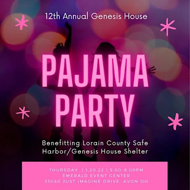 12th Annual Pajama Party image