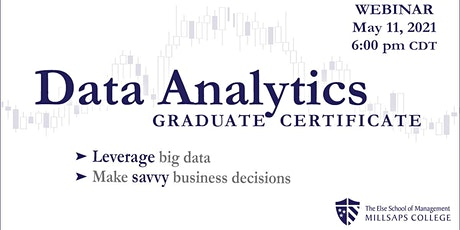 Data Analytics Information Session Tickets