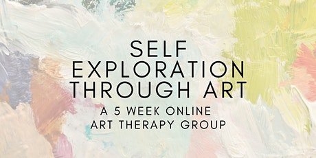 Self Exploration through Art: An Online Art Therapy Group tickets