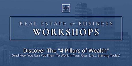 Entrepreneur's Business & Real Estate Investing Workshop tickets