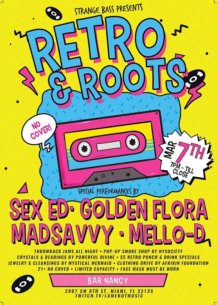 Retro & Roots image