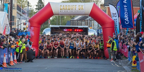 2021 Cardiff 5K - Race For Victory tickets