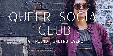 Queer / Trans Social Club (meet new friends!) tickets