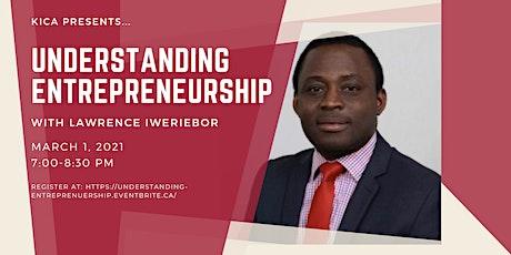 Understanding Entrepreneurship tickets