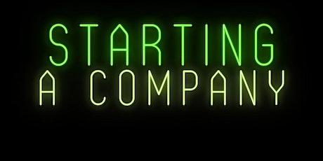 Starting a Company biglietti