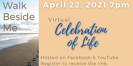 Virtual Celebration of LIFE tickets