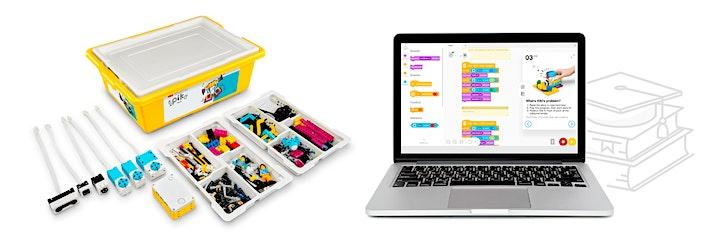 Imagen de Introducción a SPIKE Prime | LEGO® Academy Teacher Training