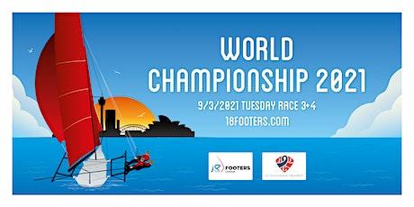 JJ Giltinan World Championship - Race 3 & 4 tickets