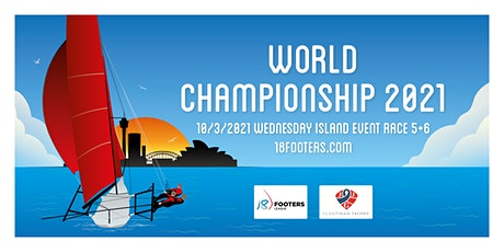 JJGiltinan World Championship - Race 5 & 6 (Island Event & Spectator Ferry) tickets