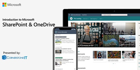 Introduction to SharePoint & OneDrive Tickets
