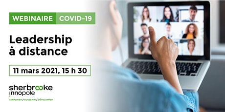 Webinaire COVID-19 | Leadership à distance billets