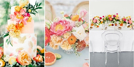 Spring Citrus Styled Wedding Shoot tickets