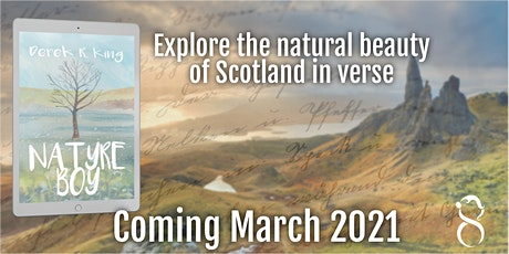 Natyre Boy with Derek R. King - virtual book launch tickets